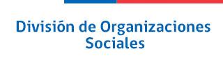División de Organizaciones Sociales